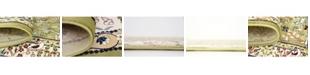 Bridgeport Home Zara Zar7 Green Area Rug Collection