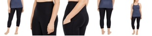 Motherhood Maternity MAMA PRIMA™ Post Pregnancy Performance Active Crop Leggings