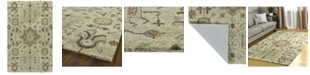 Kaleen Chancellor CHA07-29 Sand 2' x 3' Area Rug