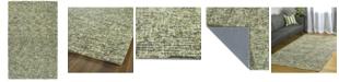 """Kaleen Lucero LCO01-50 Green 9'6"""" x 13' Area Rug"""