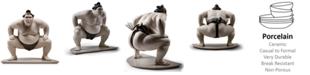 Lladro Sumo Fighter Figurine