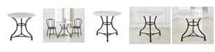 Furniture Cordell Round Café Table