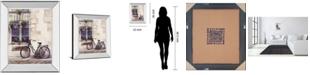 "Classy Art Le Velo by Irene Suchocki Mirror Framed Print Wall Art, 22"" x 26"""