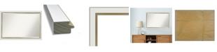 "Amanti Art Eva Gold-tone Framed Bathroom Vanity Wall Mirror, 39.12"" x 27.12"""