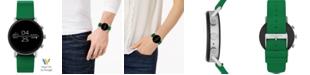 Skagen Unisex Falster 2 Green Silicone Strap Touchscreen Smart Watch 40mm