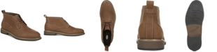Dr. Scholl's Men's Clutch Chukka Leather Boots
