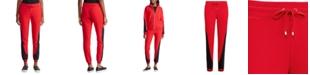 Lauren Ralph Lauren Terry Track Pants, Created for Macy's