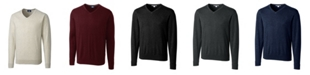 Cutter & Buck Cutter and Buck Men's Big and Tall Lakemont V-Neck Sweater