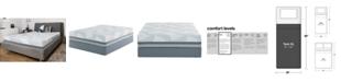 "Scott Living Kerwick 12"" Firm Foam Mattress Set- Twin XL"