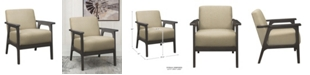 Furniture Zachary Accent Chair