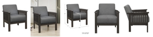 Homelegance Clair Accent Chair, Quick Ship
