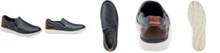 Johnston & Murphy Men's Farley Slip-On Sneakers