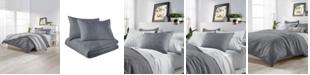 Microsculpt Ogee Full/Queen Comforter Set