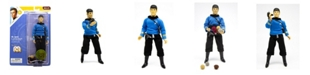 "Mego Action Figures Mego Action Figure, 8"" Star Trek - Mr. Spock In Blue Shirt"