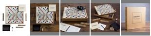 Winning Solutions Scrabble Deluxe retro Board Game