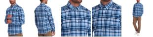 Barbour Men's Tailored-Fit Madras Plaid Shirt