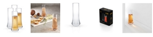 JoyJolt Cosmos Stemless Champagne Glasses - Set of 4