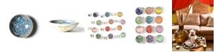 Coton Colors by Laura Johnson Chinese Zodiac Dragon Bowl