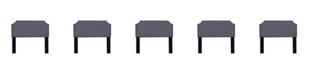 Us Pride Furniture Memphis Upholstered Panel Headboard