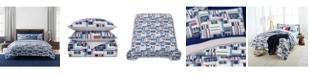 Tommy Hilfiger Ditch Plains Full/Queen Comforter Set