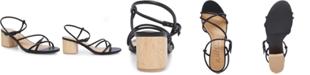 Wild Pair Ingridd Block-Heel Sandals, Created for Macy's