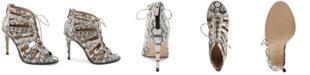 BCBGeneration Jabia Lace-Up Dress Sandals