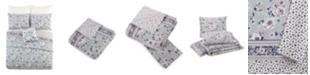 Jessica Simpson Vera Bradley Park Stripes Full/Queen Quilt