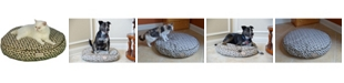 Armarkat Dog Bed Polyfilled Pet Cushion Crate Mat Soft Pad Washable and Cozy For Medium Dog