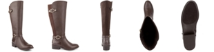 Karen Scott Leandraa Extended Wide-Calf Riding Boots, Created for Macy's