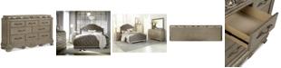 Furniture Zarina 8 Drawer Dresser, Created for Macy's