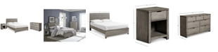 Furniture Tribeca Bedroom Set, 3-Pc. Set (Full Bed, Dresser & Nightstand), Created for Macy's