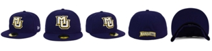 New Era Marquette Golden Eagles AC 59FIFTY Fitted Cap