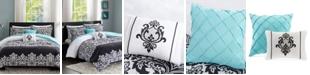 Intelligent Design Leona 5-Pc. Reversible Full/Queen Comforter Set