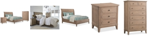 Furniture Closeout! Ludlow Sleigh Bedroom Furniture, 3-Pc. Set (Full Bed, Chest & Nightstand), Created for Macy's