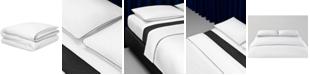 Calvin Klein CLOSEOUT! Series 1 Cotton 500-Thread Count King Duvet Cover