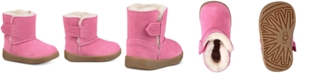 UGG® Baby Girls Keelan Booties