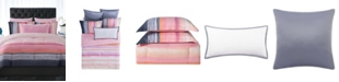 Christian Siriano Sunset Stripe 3-Pc. Duvet Cover Set Collection