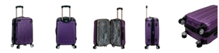 """Rockland Sonic 20"""" Hardside Carry-On Spinner"""