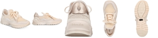 COACH Women's C143 Mixed Mesh Sneakers