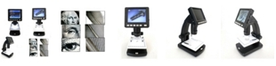 "Cosmo Brands Cassini 5 Mega Pixel 3-D Sensor with 3.5"" LCD Panel Digital 500X Microscope"