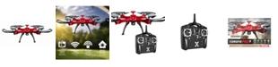 GROOVY TOYS LLC/XDRONE XDrone Pro 2 v18 2.4GHZ 0.3MP Camera USB 1GB