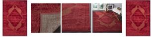 "Safavieh Paradise Red 5'3"" x 7'6"" Area Rug"