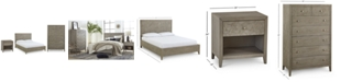 Furniture Parquet Bedroom Furniture, 3-Pc. Set (California King, Nightstand & Chest), Created for Macy's