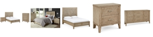 Furniture CLOSEOUT! Beckley Bedroom Furniture, 3-Pc. Set (Queen Bed, Nightstand & Chest), Created for Macy's