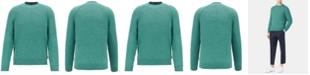 Hugo Boss BOSS Men's Knitted Cotton Sweater