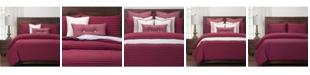 Siscovers Burlap Brick Farmhouse 6 Piece Full Size Luxury Duvet Set