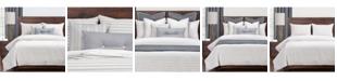 Siscovers Burlap Ivory Farmhouse 5 Piece Twin Luxury Duvet Set