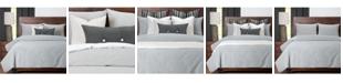 Revolution Plus Everlast Stone Stain Resistant 6 Piece Full Size Luxury Duvet Set