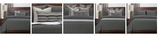 Revolution Plus Everlast Slate Stain Resistant 6 Piece Cal King High End Duvet Set