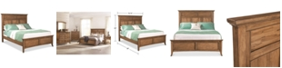 Furniture Lockeland Solid Wood California King Bed